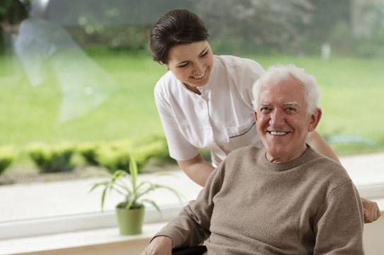 in home caregiver